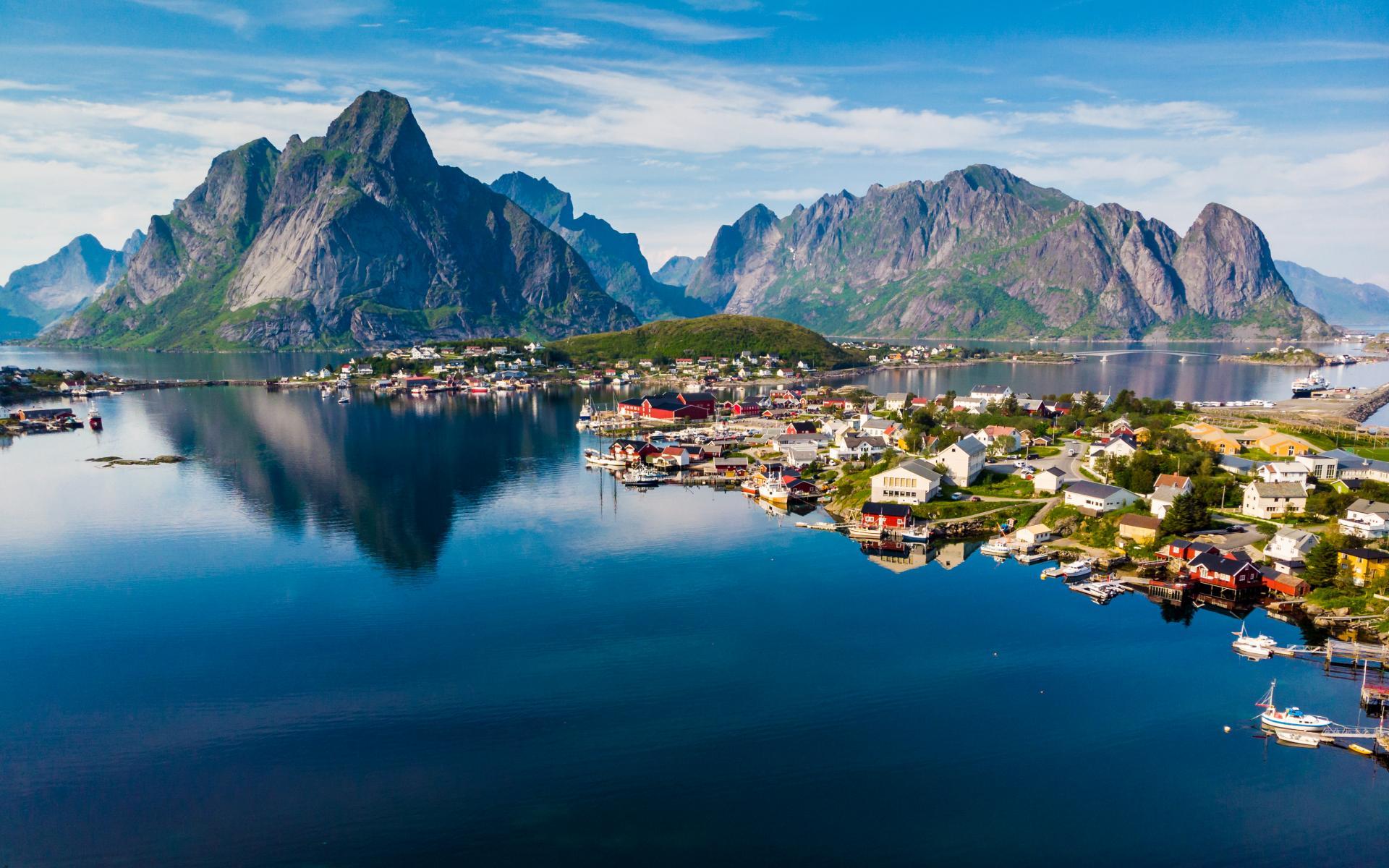 la norvege